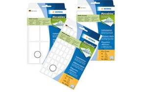 HERMA MOVABLES LABELS